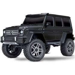 Traxxas Mercedes G 4x4 Brushed RC Modellauto Elektro Crawler Allradantrieb (4WD) RtR 2,4 GHz*