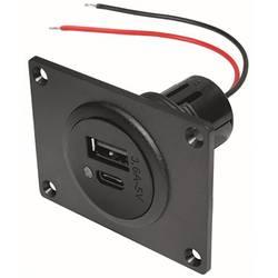 ProCar Napájanie: dvojitá zásuvka USB-C / A