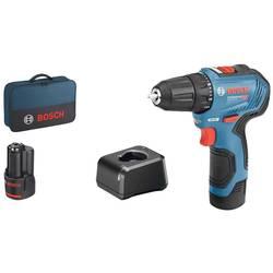 Aku vŕtací skrutkovač Bosch Professional GSR 12V-30 06019G9004, 12 V, 2.0 Ah, Li-Ion akumulátor