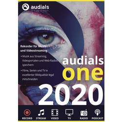 Image of Avanquest Audials One 2020 Vollversion, 1 Lizenz Windows Musik-Software, Recording Software