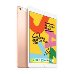 Image of Apple iPad 10.2 (2019) WiFi + Celular 128 GB Gold