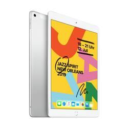 Image of Apple iPad 10.2 (2019) WiFi + Celular 128 GB Silber