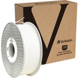 Vlákno pre 3D tlačiarne, Verbatim 55512, 2.85 mm, 500 g, biela
