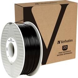 Vlákno pre 3D tlačiarne, Verbatim 55511, 1.75 mm, 500 g, čierna