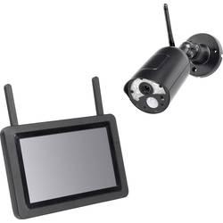 Image of PENTATECH DW500 27910 Funk-Funk-Überwachungs-Set 4-Kanal mit 1 Kamera 1920 x 1080 Pixel 2.4 GHz