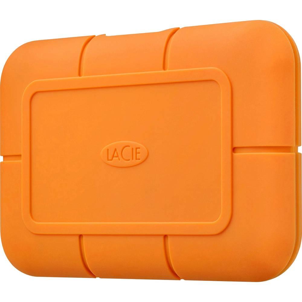 LaCie Rugged® SSD 500 GB Externe SSD harde schijf USB-C Oranje STHR500800
