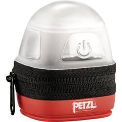 Taška na opasok Petzl E093DA00, čierna, červená, 1 ks