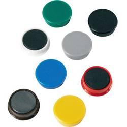 Image of ALCO Kraftmagnet (Ø x H) 38 mm x 13.5 mm rund Mehrfarbig, Farbauswahl nicht möglich 10 St. 6848V26
