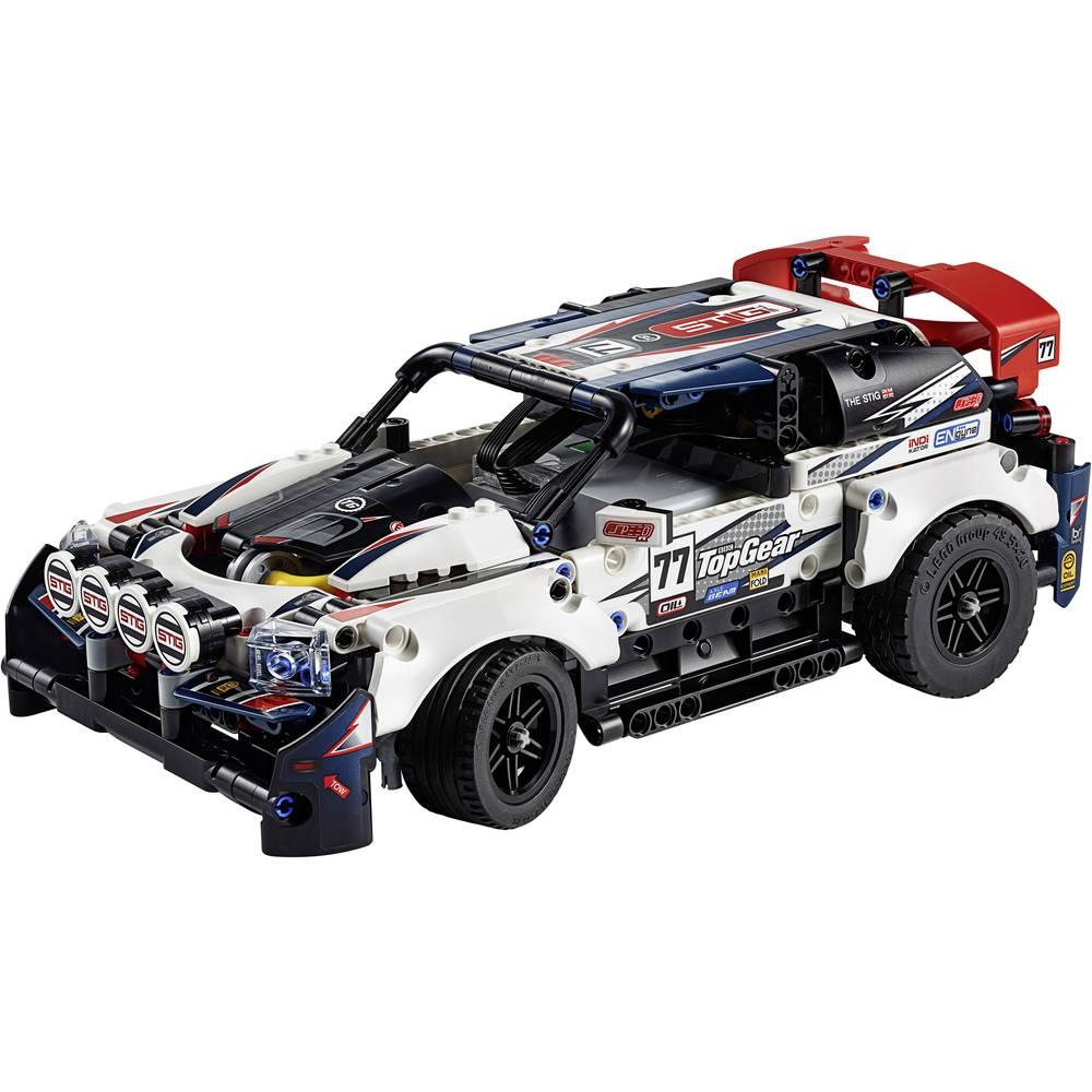 42109 Lego Technic Top Gear Rallyauto met App-Bediening