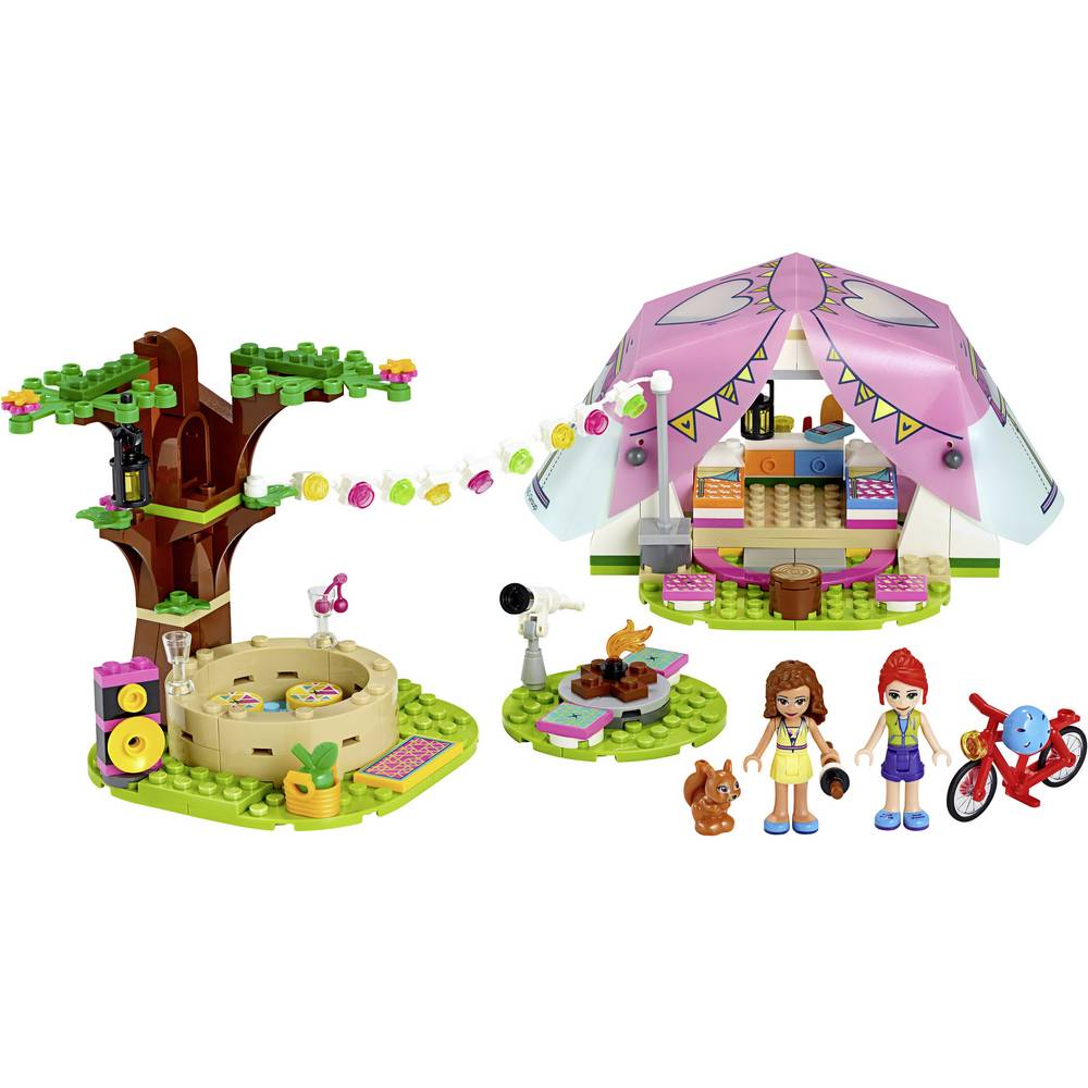 41392 Lego Friends Nature Glamping