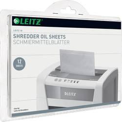 Image of Leitz IQ Oil Sheets Öl-Blätter für Aktenvernichter 12 Blatt