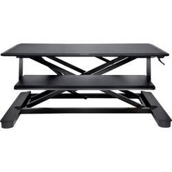 """Stôl na sedenie / státie Kensington K52804WW, 48,3 cm (19"""") - 61,0 cm (24""""), čierna"""