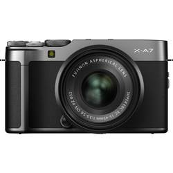 Systémový fotoaparát Fujifilm X-A7, 24.2 Megapixel, čierna, antracitová
