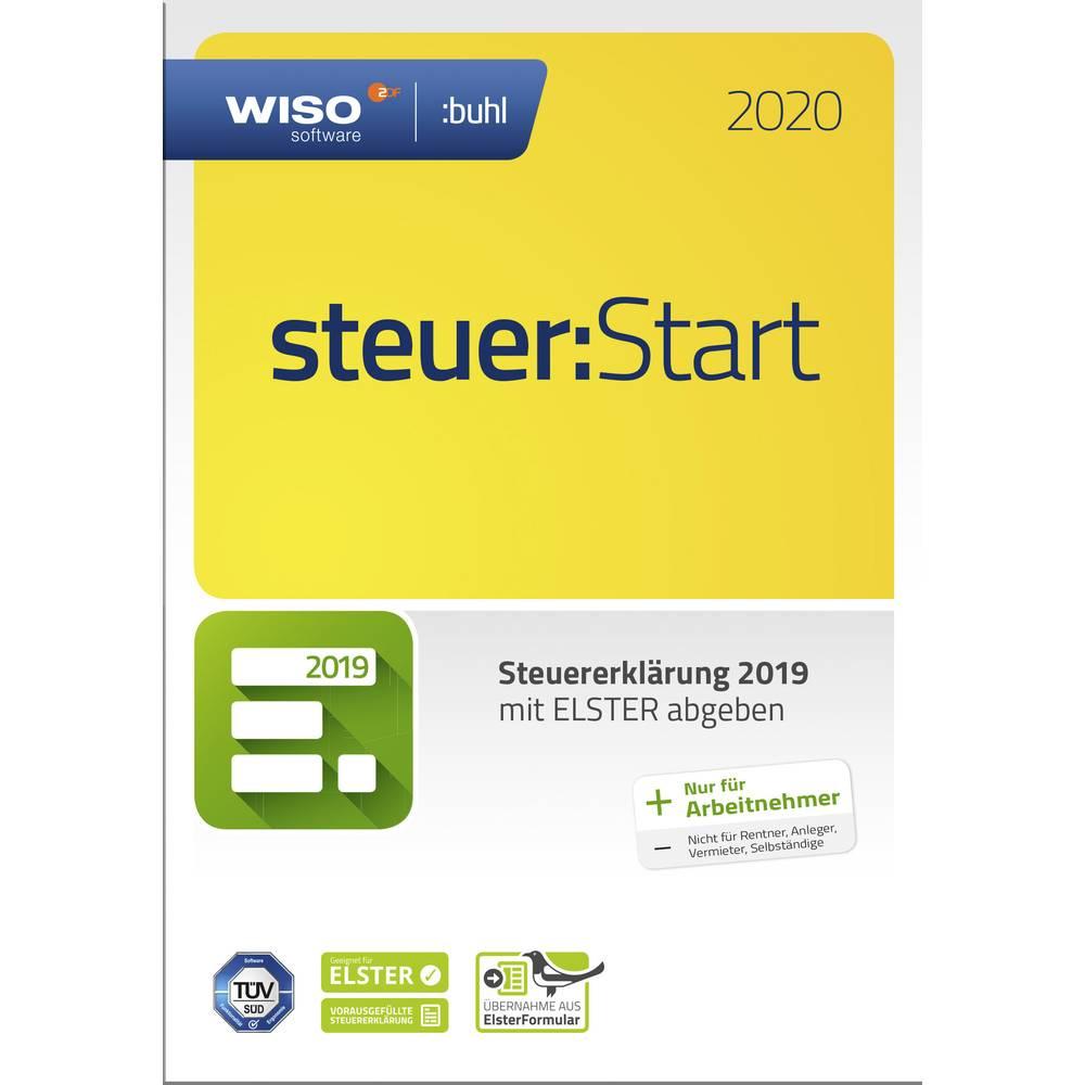 WISO steuer:Start 2020 (DVD-Box) Vollversion, 1 Lizenz ...