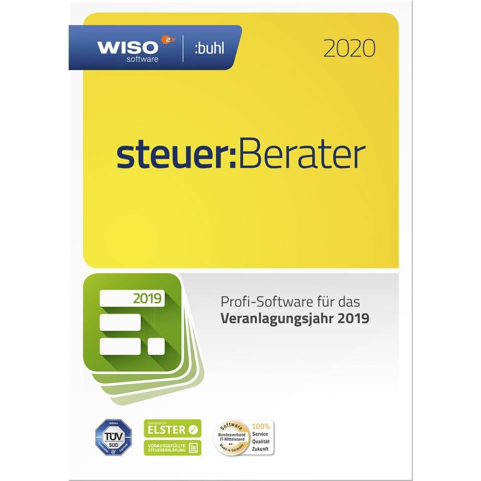 WISO steuer:Berater 2020 - Handel Vollversion, 1 Lizenz ...