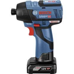 Aku rázový skrutkovač a uťahovák Bosch Professional GDR 12V-110 06019E0002, 12 V, Li-Ion akumulátor