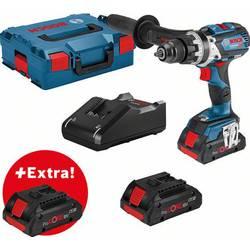Aku príklepová vŕtačka Bosch Professional GSB18V-110C 0615990L4N, 18 V, 4 Ah, Li-Ion akumulátor