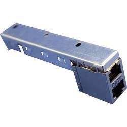 Vložka pre sieťový patch kábel KOMOS KDV 500, 2 porty, CAT 6A