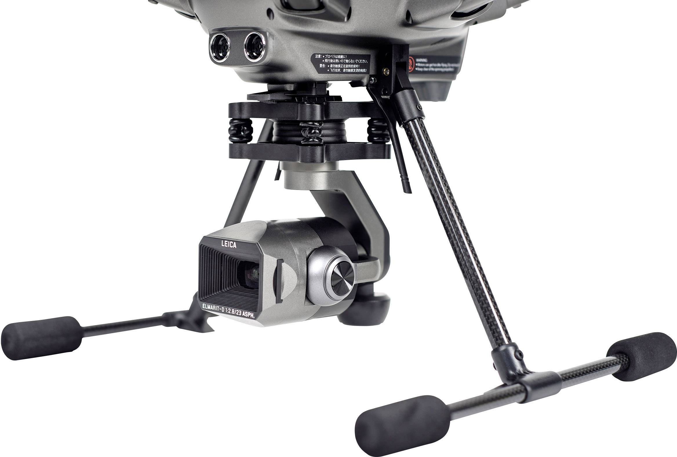 Kameraaufhängung per Gimbal