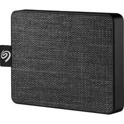 Externý SSD disk Seagate One Touch SSD, 500 GB, USB 3.2 Gen 1 (USB 3.0), čierna