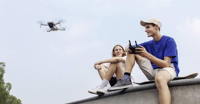 Drohnen eröffnen neue Perspektiven beim Filmen und Fotografieren