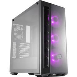 PC skrinka midi tower Cooler Master MasterBox MB520 RGB, čierna
