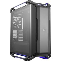 PC skrinka full Tower Cooler Master Cosmos C700P, čierna, strieborná