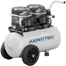 Image of Aerotec Druckluft-Airbrushkompressor Silent TWINPAINT 100/24 24 l 8 bar