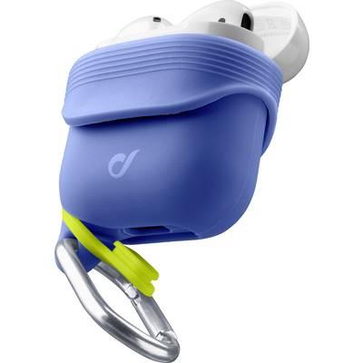 cellularline dynamicairpodsb kopfh rer tasche passend f r in ear kopfh rer blau kaufen. Black Bedroom Furniture Sets. Home Design Ideas