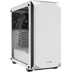 PC skrinka, herné puzdro midi tower BeQuiet Pure Base 500 Windows, biela