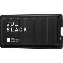 Externý SSD disk WD WD_BLACK P50 Game Drive SSD, 2 TB, USB 3.1 (Gen 2), čierna