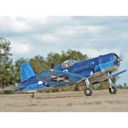 RC model motorového lietadla Black Horse Corsair F4U BH64, BS, Rozpätie 2280 mm