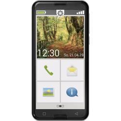 Smartfón pre seniorov Dual SIM Emporia SMART.3, 14 cm (5.5 palca, 16 GB, 13 MPix, čierna
