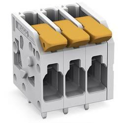 Svorkovnice pre tlačiarne WAGO 2604-1108 2604-1108, 4 mm², Počet pinov 8, 1 ks