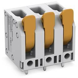 Svorkovnice pre tlačiarne WAGO 2604-3308 2604-3308, 4 mm², Počet pinov 8, 1 ks