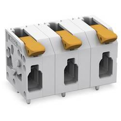 Svorkovnice pre tlačiarne WAGO 2604-1508 2604-1508, 4 mm², Počet pinov 8, 1 ks