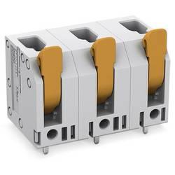 Svorkovnice pre tlačiarne WAGO 2604-3508 2604-3508, 4 mm², Počet pinov 8, 1 ks
