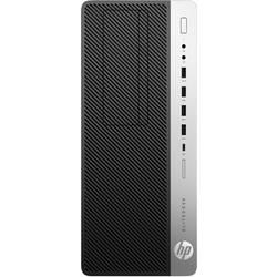 Image of HP EliteDesk 800 G5 Desktop PC Intel® Core™ i5 I5-9500 8 GB 256 GB SSD Intel UHD Graphics 630 Windows® 10 Pro 16 GB