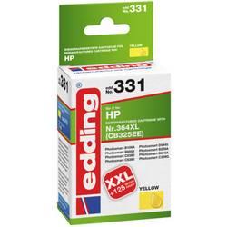 Kompatibilná náplň do tlačiarne Edding EDD-331 HP 364XL 18-331, žltá