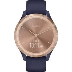 Smart hodinky Garmin vivomove 3S Sport Blue-Gold, Silicone