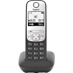 Image of Gigaset A690 DECT Schnurloses Telefon analog Freisprechen, mit Basis, Wahlwiederholung Schwarz