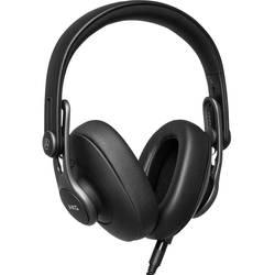 Štúdiové slúchadlá Over Ear AKG K371 K371, čierna
