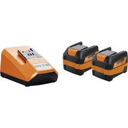Akumulátor do nářadí a nabíječka, Fein 92604316010, 12 V, 6 Ah, Li-Ion akumulátor