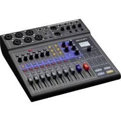 Audio rekordér Zoom LiveTrak L-8, čierna