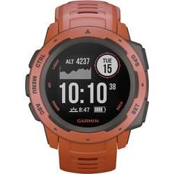 GPS športové hodinky Garmin INSTINCT Hellrot/Schiefergrau