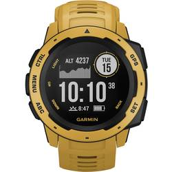 GPS športové hodinky Garmin INSTINCT Gelb/Schwarz