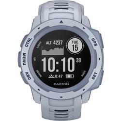 GPS športové hodinky Garmin INSTINCT Hellblau/Blau