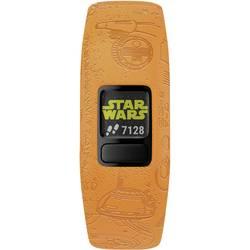 Detské náramkové hodinky Garmin VIVOFIT JR. 2 Star Wars helle Seite der Macht