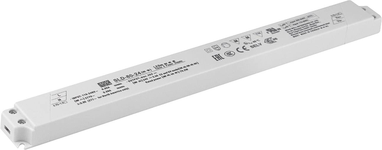 Mean Well LED-Treiber Konstantspannung 50.4 W 4.2 A 12 V//DC dimmbar,