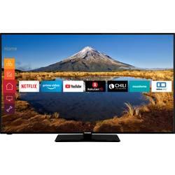 Telefunken D55U446A LED TV 139 cm 55 palca en.trieda A + (A +++ - D) DVB-T2, DVB-C, DVB-S, UHD, Smart TV, WLAN, CI+ čierna